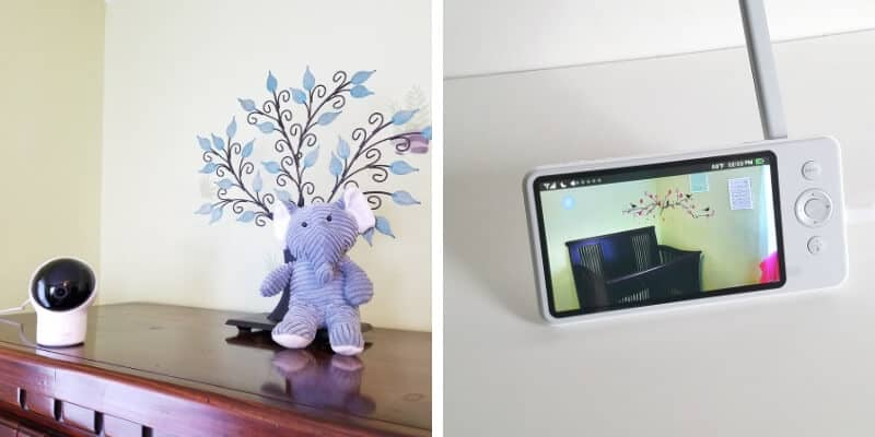 Eufy Spaceview Wireless Video Baby Monitor Review