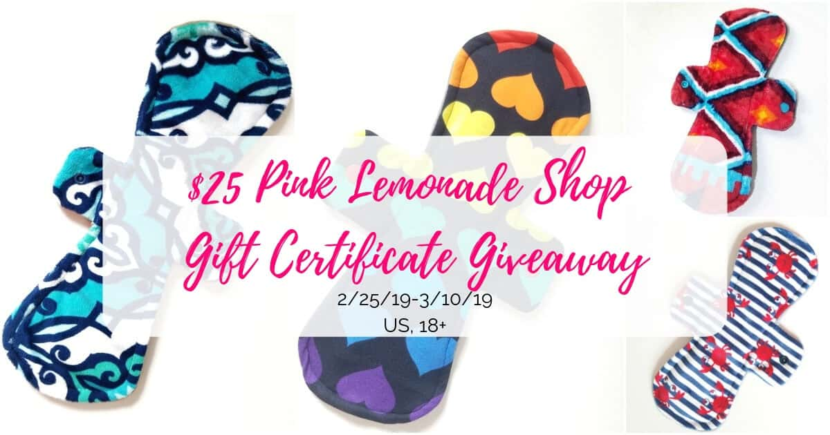 $25 Pink Lemonade Shop Giveaway