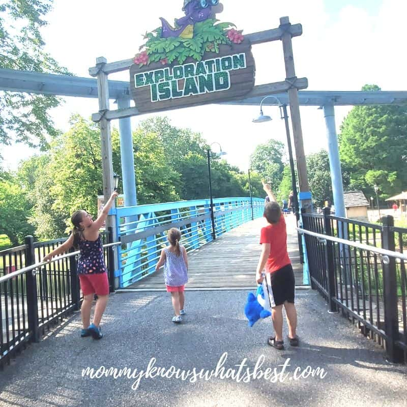 exploration island dutch wonderland review