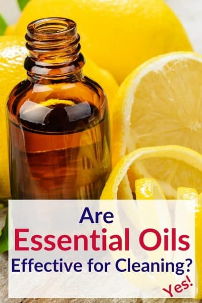 Are Essential Oils Effective for Cleaning_