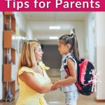 Best Back to School Tips for Parents