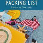Best Beach Vacation Packing List