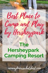Best Place to Camp Near Hersheypark | The Hersheypark Camping Resort