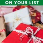 Christmas Gift Ideas for Everyone On Your List