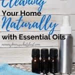 What to Know about Cleaning with Essential Oils
