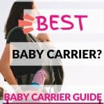 Best Baby Carrier Ring Sling SSC
