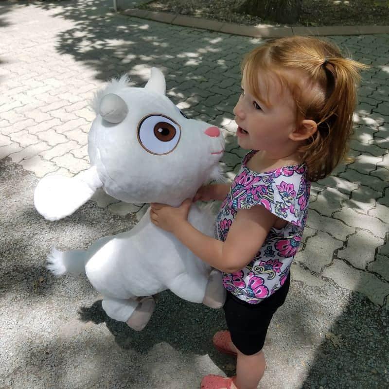 Fun with Little Kids at an Amusement Park