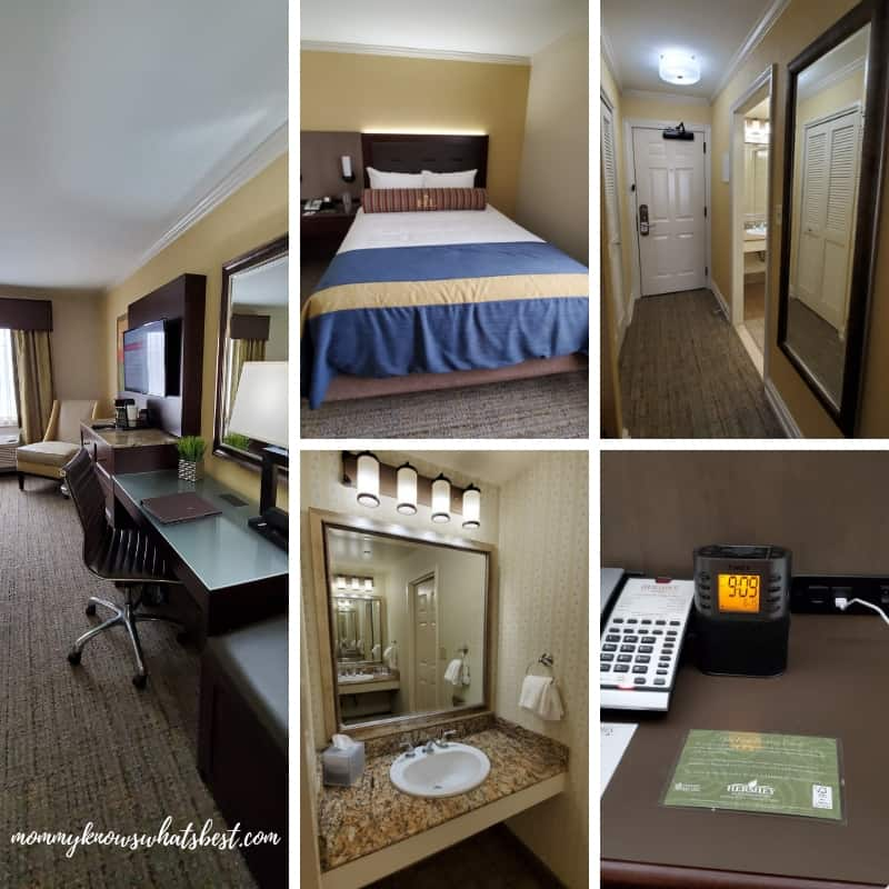 Guest Room at Hershey Lodge Photos