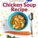 Healthy Chicken Soup Recipe Easy