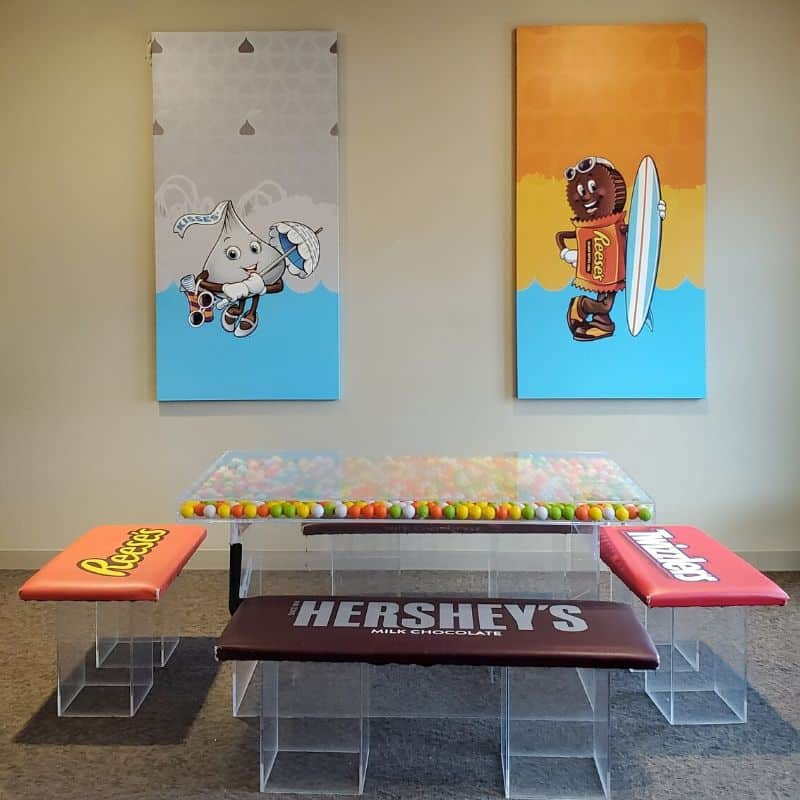 Hershey Lodge Activity Room