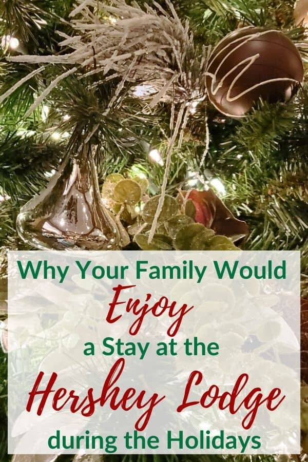 Hershey Lodge Holiday Packages Why Your Family Would Enjoy a Stay at the Hershey Lodge During the Holidays