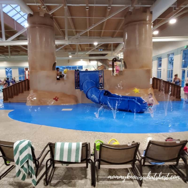 Hershey Water Works Indoor Water Park