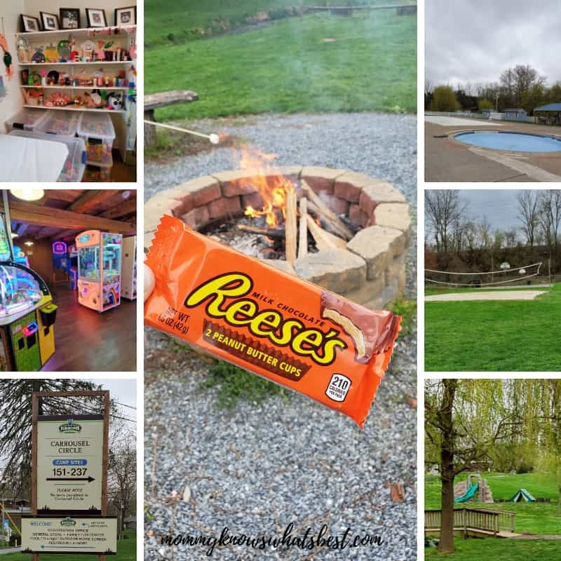 Hersheypark Camping Resort Activities and Amenities