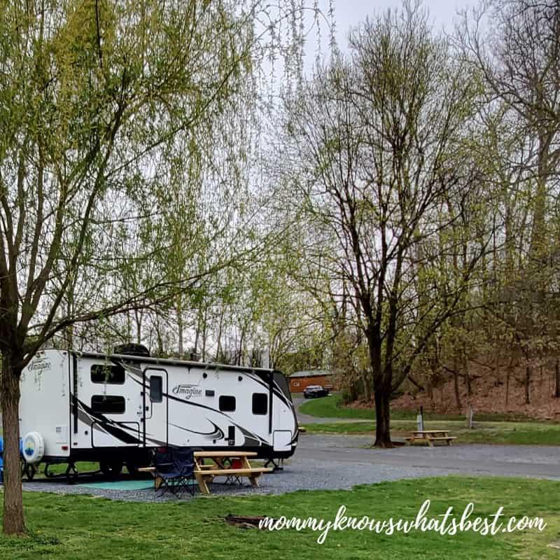 Hersheypark Camping Resort RV Camping