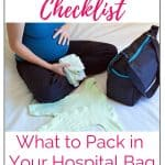 Hospital Bag Checklist: What to Pack in Your Hospital Bag for Delivery