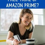 How do I get a free trial of Amazon Prime Prime Day