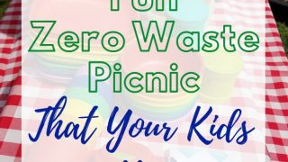 How to Pack a Fun Picnic for Kids That is Eco-Friendly and Zero Waste