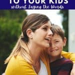 How to Show Your Kids Love
