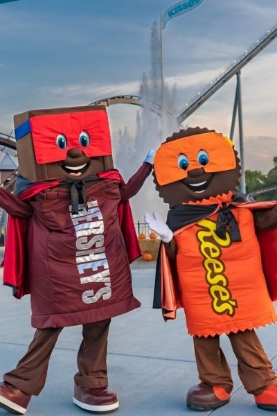 Is Hersheypark Open in Fall and Winter