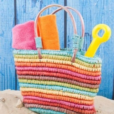 List of Beach Bag Essentials