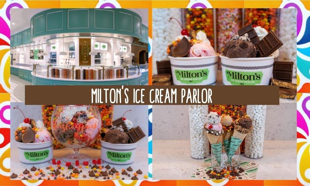 Miltons Ice Cream Parlor Chocolatetown