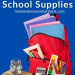 Save on school supplies tips