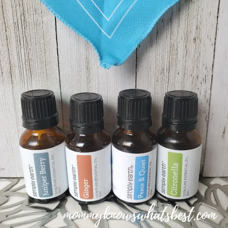 Simply Earth Essential Oils 100 Pure Essential Oils