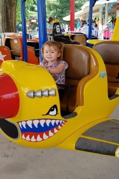 Taking Kids to an Amusement Park