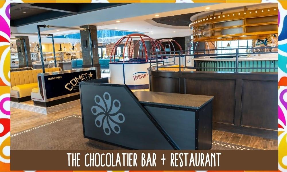 The Chocolatier Restuarant Chocolatetown Hersheypark