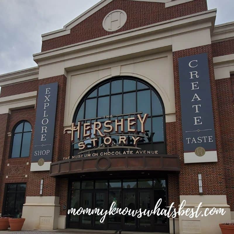 The Hershey Story Hershey Museum