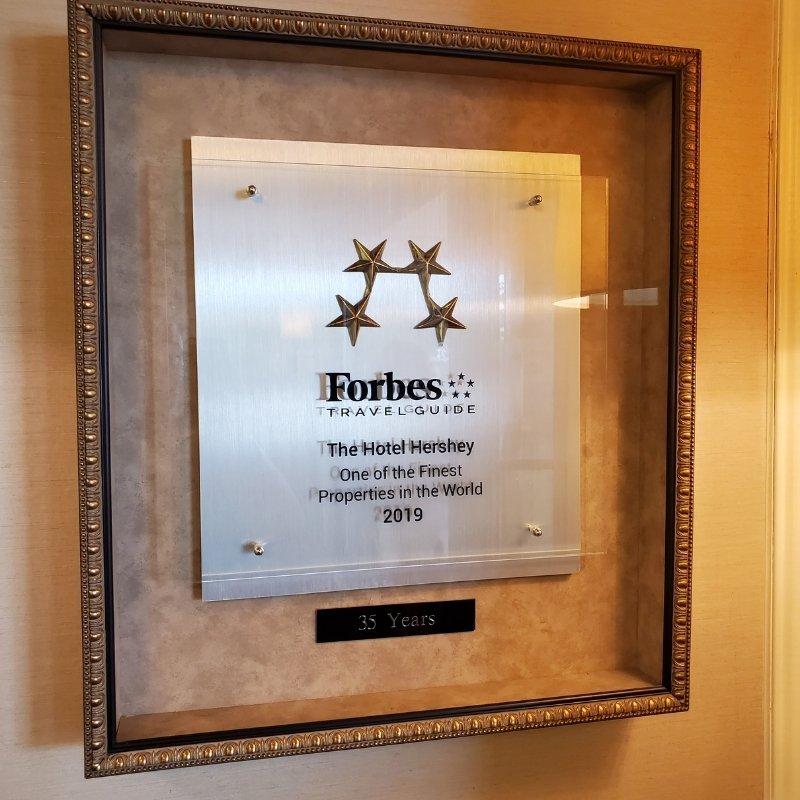 The Hotel Hershey Awards