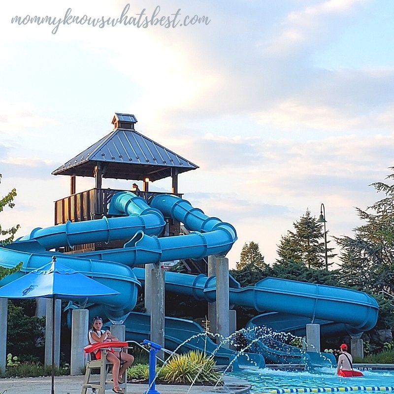 The Hotel Hershey Outdoor Pool Complex