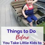 Things to Do Before You Take Little Kids to an Amusement Park