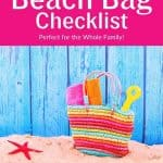 Ultimate Beach Bag Essentials Checklist