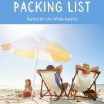Ultimate Beach Vacation Packing List (1)