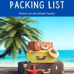 Ultimate Beach Vacation Packing List Printable