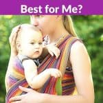 Which Baby Carrier is the Best for Me