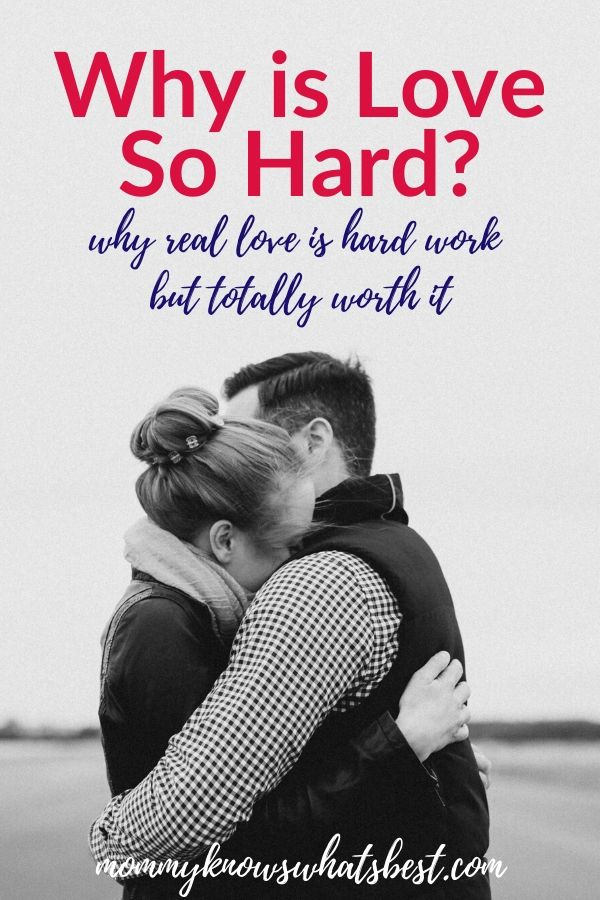 Why is Love Hard to Find