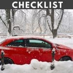 Winter Car Kit for Emergencies