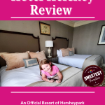 hershey hotel reviews