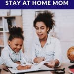 overwhelm stay at home moms