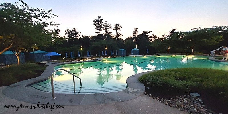 the hotel hershey adult pools