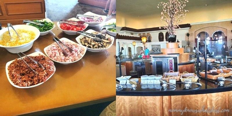 the hotel hershey breakfast buffet foods
