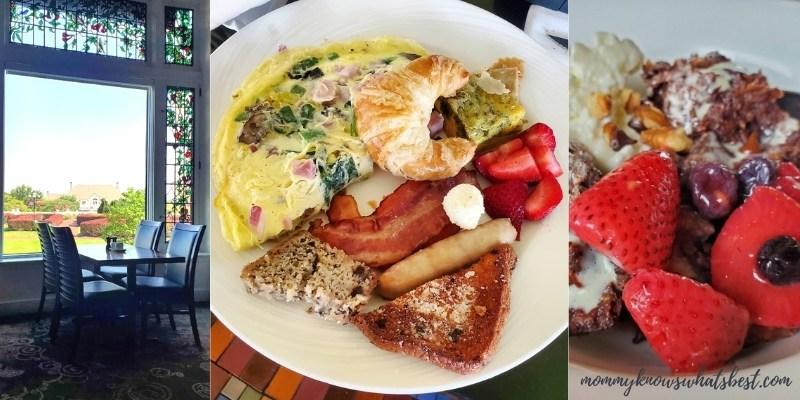 the hotel hershey breakfast buffet