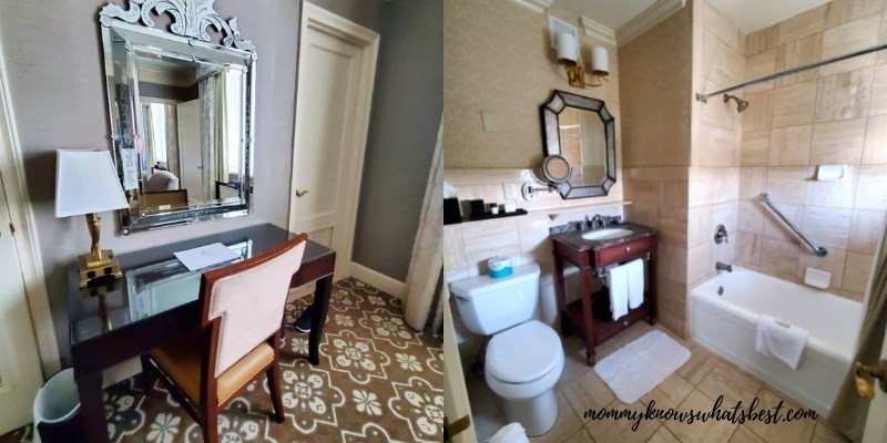 the hotel hershey rooms review